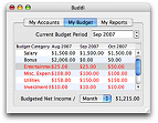 Buddi Free Budgeting Software