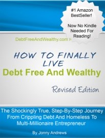 How to Finally Live Debt Free and Wealthy by Jonny Andrews
